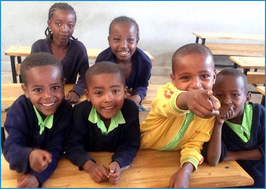 Choose Live Lead is a charity for orphan education in Jamaica, Ethiopia, and Uganda